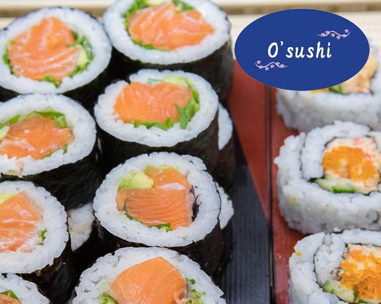 O'Sushi at Moore Wilson's Wellington and Porirua