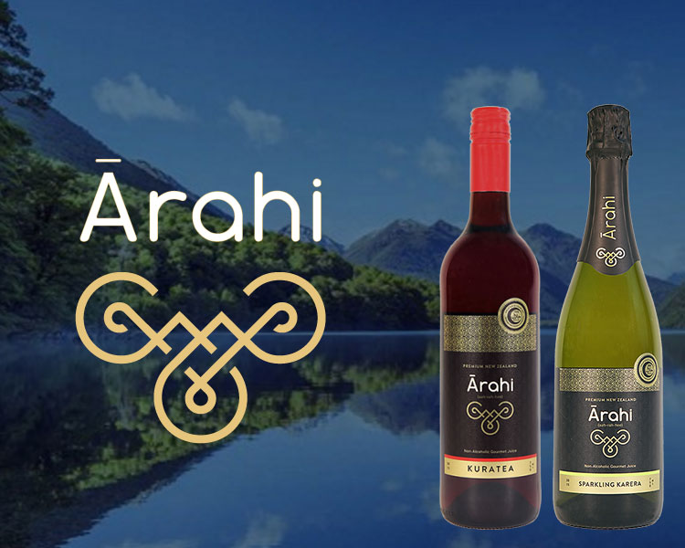 Ārahi Alcohol-Free Beverages