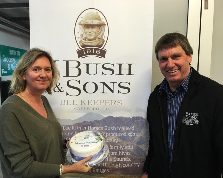J. Bush & Sons Honey