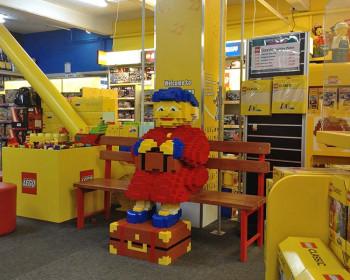 Free LEGO Building Event
