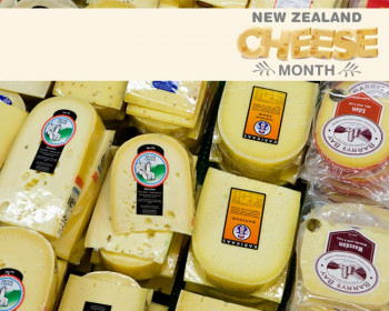 New Zealand Cheese Month