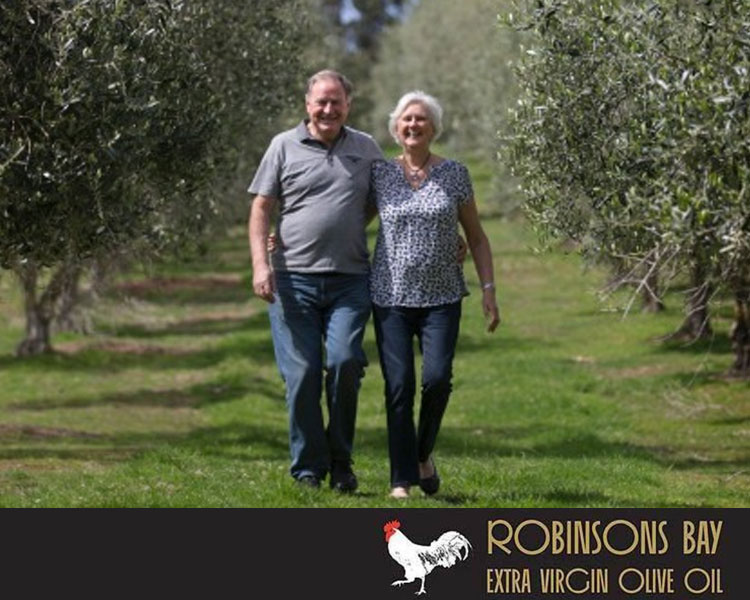 Robinsons Bay Olive Oil