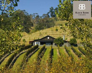 Cardholder Draw - Black Barn Vineyards Weekend Getaway