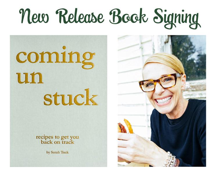 Book Signing with Sarah Tuck