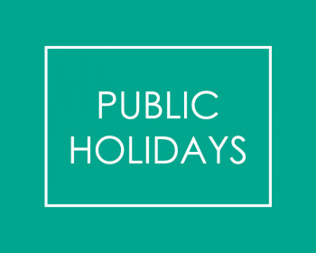 Public Holiday Store Hours