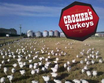 Crozier's Free Range Turkeys