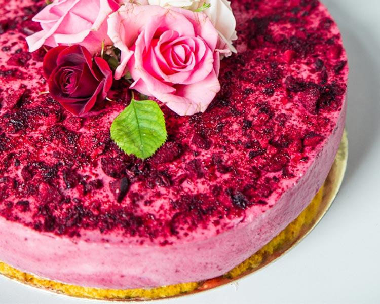Tomboy Mousse Cake
