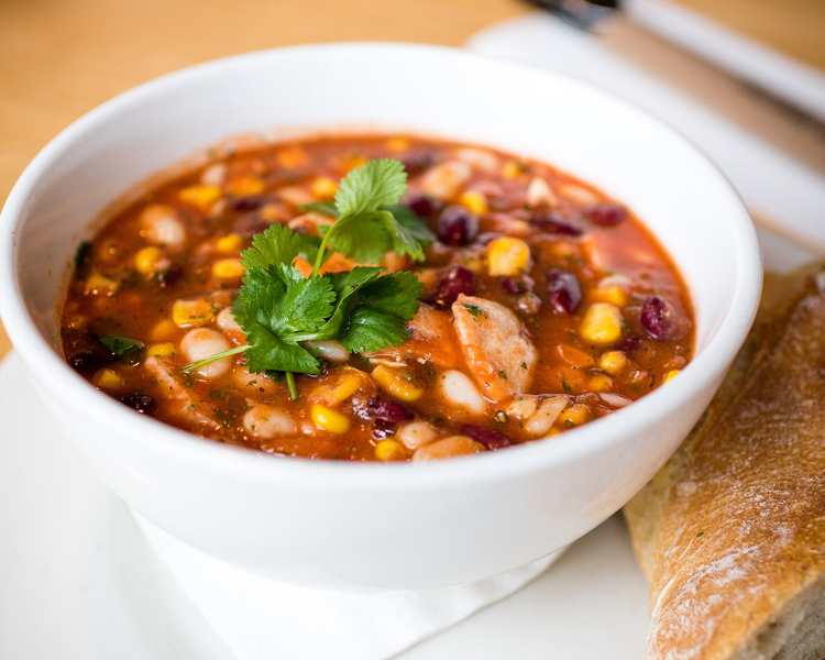 Prefab's Mexican Jumping Bean Soup