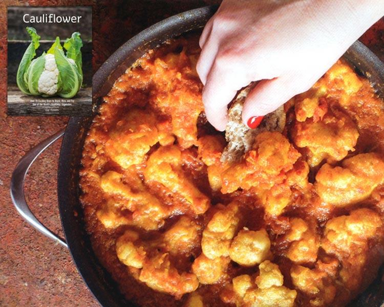 Shoflor: Moroccan-Style Cauliflower