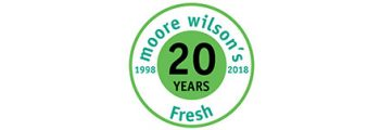 Moore Wilson's Fresh Market 20 Years