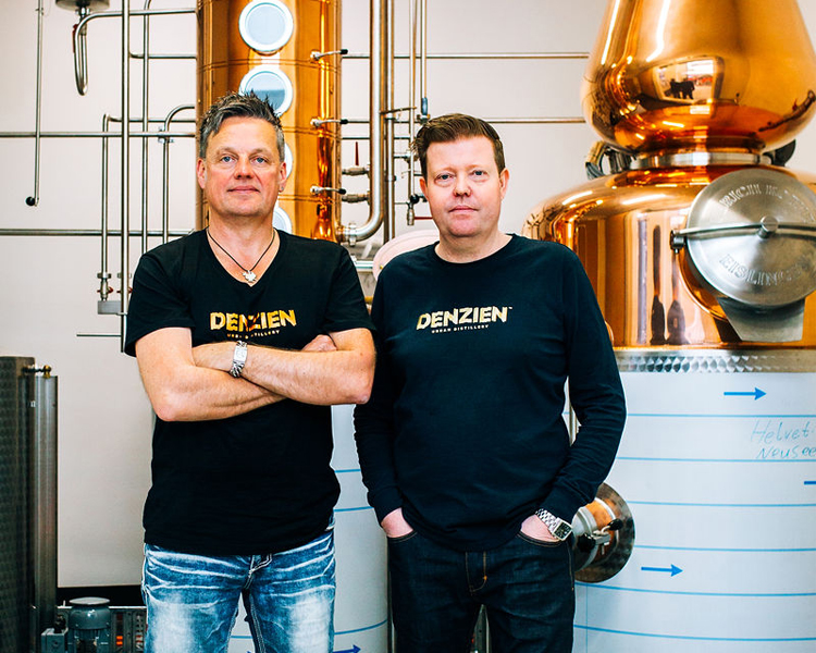Supplier Profile: Denzien Gin
