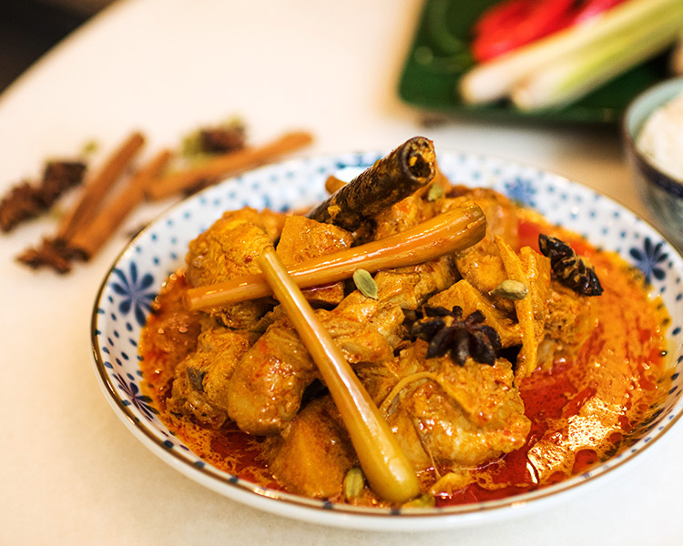 Little Penang's Nyonya Chicken Curry