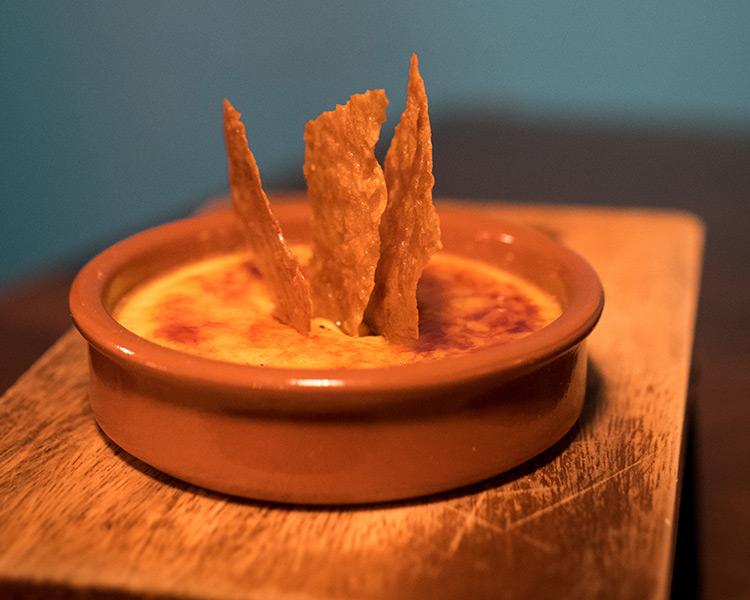 Basque's Crema Catalana