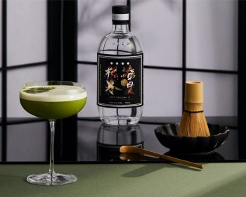 Four Pillars x Kyoto Distillery Gin Cocktail