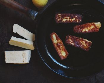 What's Hot - Halloumi