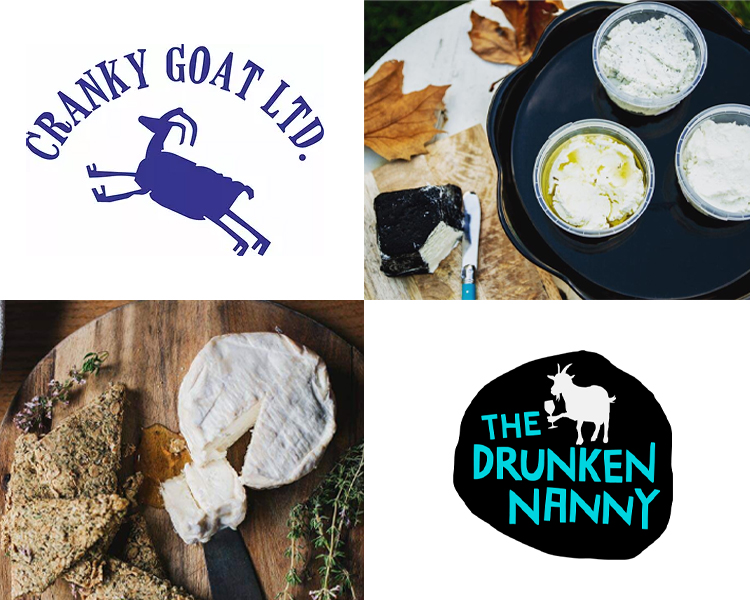 Supplier Profile: Cranky Goat & The Drunken Nanny