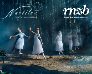 Cardholder Draw: Win tickets to the NZ Ballet with Nautilus Wines!
