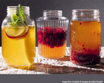 What's Hot - Shrubs: the Drink not the Plant