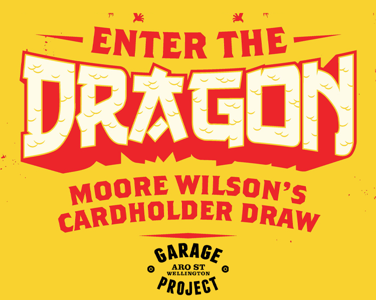 Cardholder Draw: Win with Garage Project