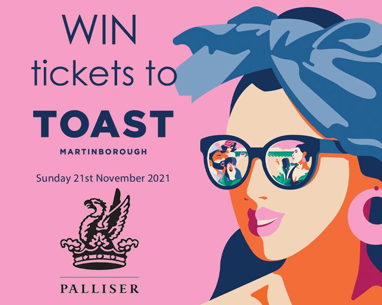 Cardholder Draw: Win with Palliser Wines