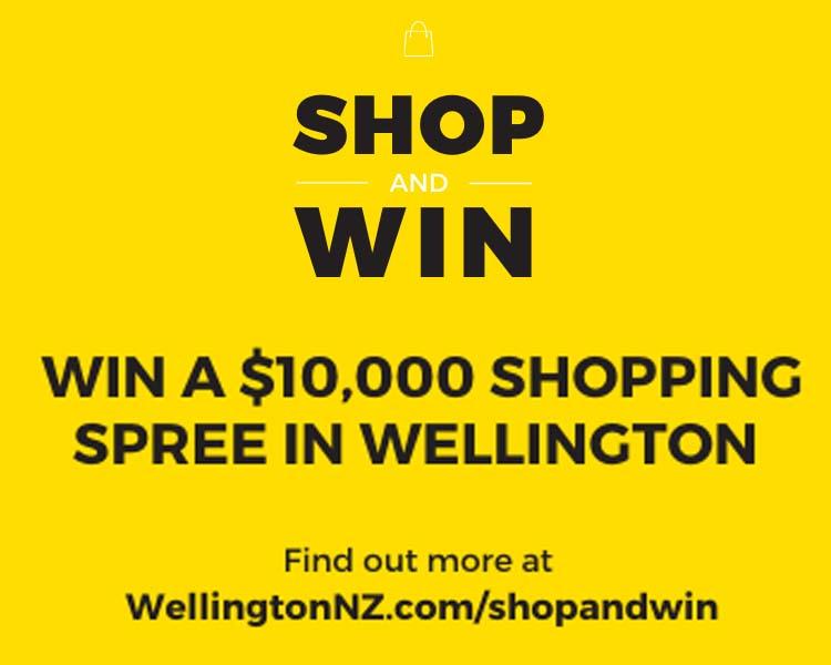 Love Local: Shop & Win!